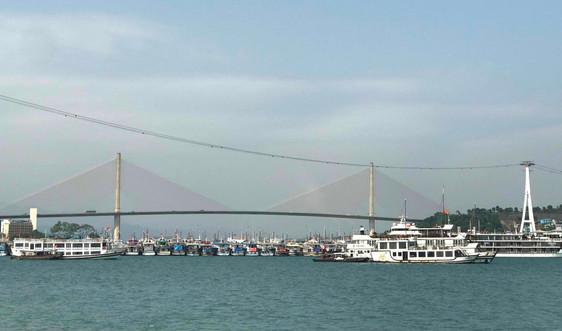 Quảng Ninh tạm ngừng cấp phép cho các phương tiện thủy ra khơi từ 13h ngày 7/7