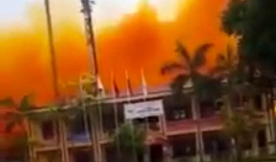 Hải Dương: Dừng hoạt động tẩy phá mạ Công ty TNHH Fuji Seiko Việt Nam