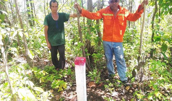 Đồng bào dân tộc thiểu số xã Ia Chim đồng lòng giữ rừng nhờ chính sách chi trả DVMTR