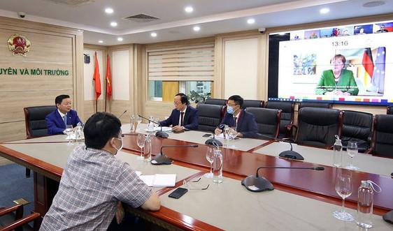 Bộ trưởng Trần Hồng Hà tham dựDiễn đàn Berlin về Kinh tế Hóa chất và Phát triển Bềnvững