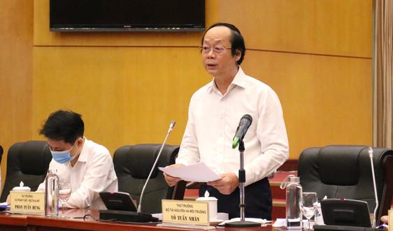 Các địa phương góp ý Dự thảo Nghị định quy định chi tiết một số điều của Luật BVMT