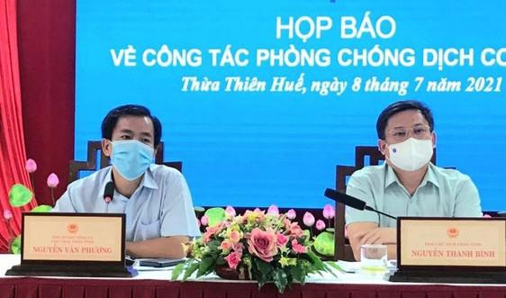Thừa Thiên Huế lên tiếng về việc các công dân từ TP.HCM trở về tỉnh phải cách ly tại Quảng Trị