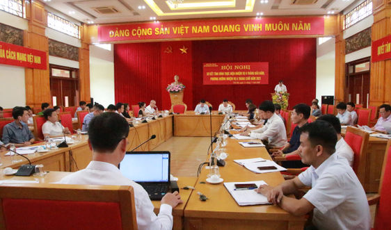 Sở TN&MT Yên Bái: Tập trung cao độ hoàn thành kế hoạch 6 tháng cuối năm 2021