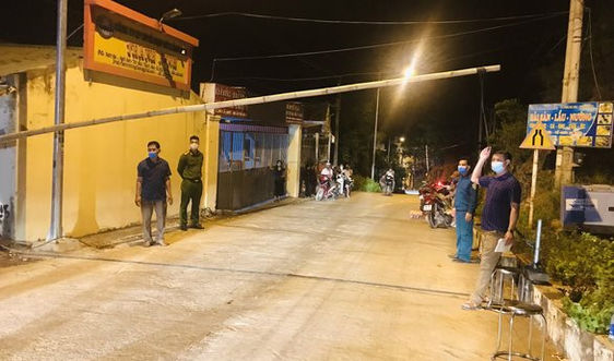 Thanh Hóa: Khởi tố vụ án làm lây lan dịch COVID-19 ở Thị xã Nghi Sơn