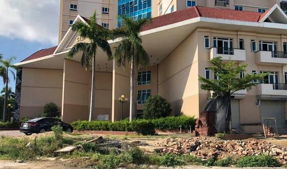 Chung cư  CTB Công ty CP Xây dựng số 9 (Nghệ An): Chung cư đã ở hàng chục năm nhưng chưa được giao đất