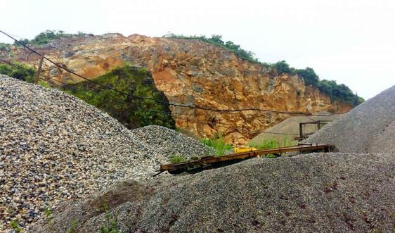 Tam Đường (Lai Châu): Tăng cường công tác quản lý khai thác khoáng sản