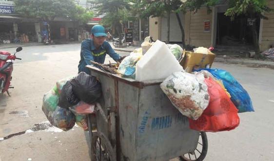 Hà Nội: Tập huấn công tác tiếp nhận rác