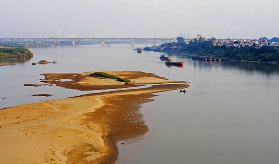Bộ TN&MT lần đầu tiên công bố giá trị dòng chảy tối thiểu ở hạ lưu các hồ chứa, đập dâng