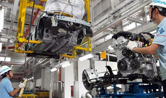 Xem xét tiếp tục gia hạn ưu đãi thuế sản xuất, lắp ráp ô tô