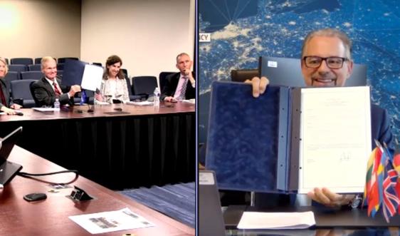 NASA và ESA phối hợp đi đầu trong cuộc chiến chống biến đổi khí hậu