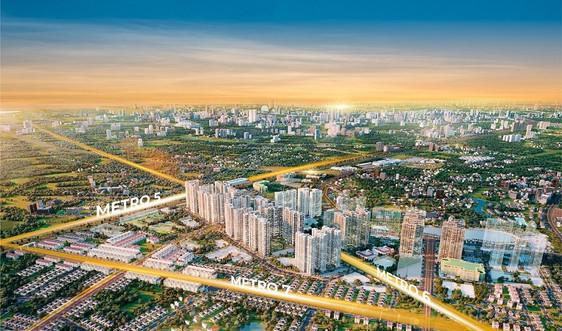 """Những tiêu chuẩn nào khiến The Metrolines trở thành dự án quốc tế """"hot"""" nhất phía Tây Hà Nội?"""