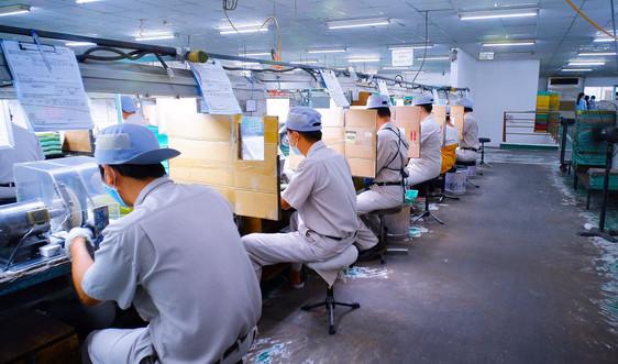 TP.HCM: Chỉ đạo doanh nghiệp vừa sản xuất, vừa cách ly người lao động tại chỗ