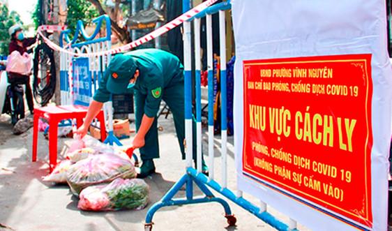 Tỉnh Khánh Hòa ghi nhận 344 ca mắc Covid-19