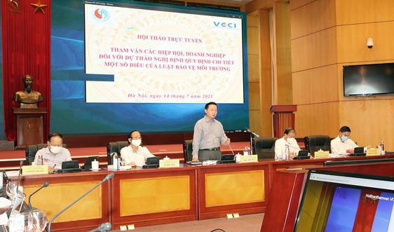 Doanh nghiệp đóng vai trò quan trọng trong bảo vệ môi trường