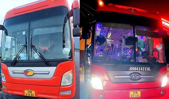 Nghệ An: Dừng hoạt động vận tải hành khách đi và đến 15 tỉnh, thành phố