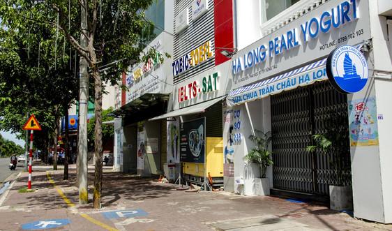 Thành phố Vũng Tàu ngày đầu cách ly theo Chỉ thị 16