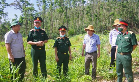Sạt lở thủy điện Rào Trăng 3: Triển khai kế hoạch xây dựng bia tưởng niệm các liệt sĩ