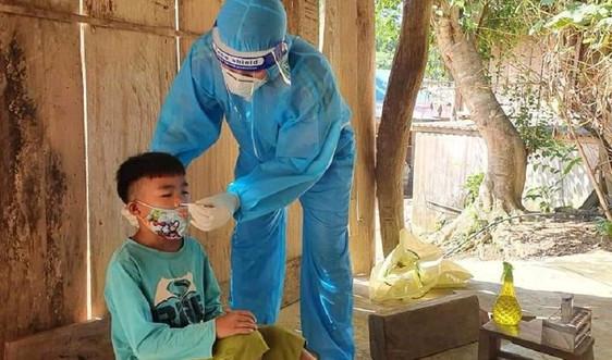 Nghệ An: Phát hiện thêm 9 ca Covid-19 ở ổ dịch mới xã Lượng Minh