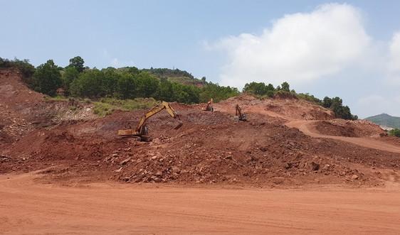 Thanh Hóa: Chấp thuận vị trí đổ vật liệu thải, phục vụ thi công cao tốc Mai Sơn - QL45
