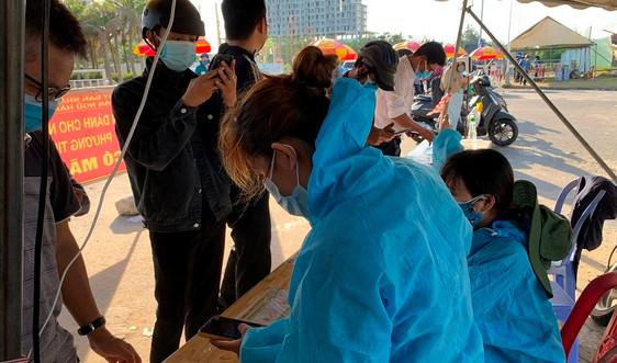 Quảng Nam yêu cầu cán bộ không được đến Đà Nẵng vào thời điểm này