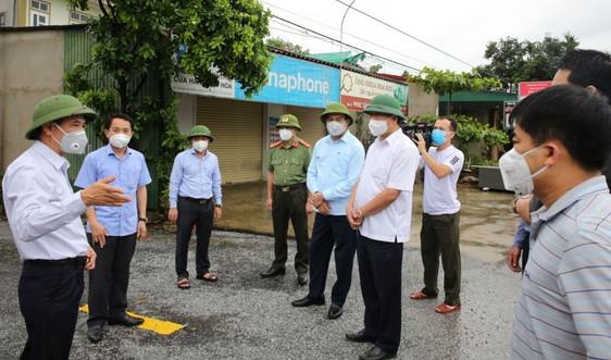 Hà Tĩnh sẵn sàng đón công dân từ TP.HCM trở về theo nguyện vọng