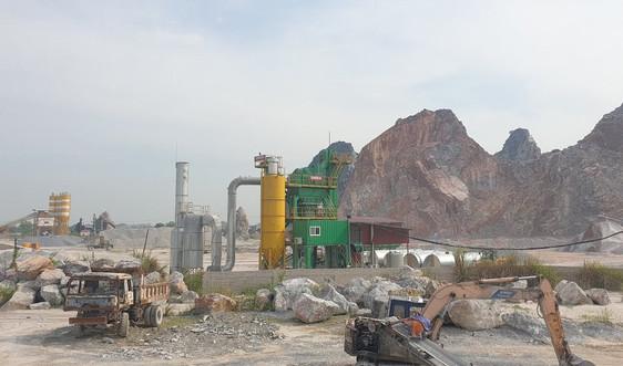 TP.Thanh Hóa: Cần làm rõ sai phạm của trạm trộn bê tông nhựa Asphalt