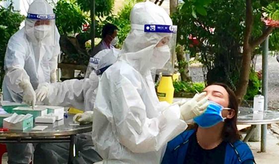 Phú Yên ghi nhận 757 ca nhiễm SARS-CoV-2