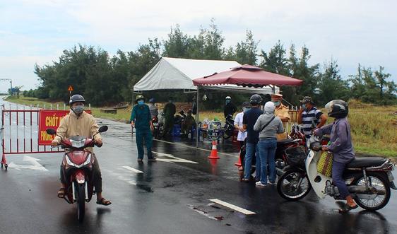 Số ca nhiễm COVID-19 tại Phú Yên tiếp tục tăng lên 859 ca