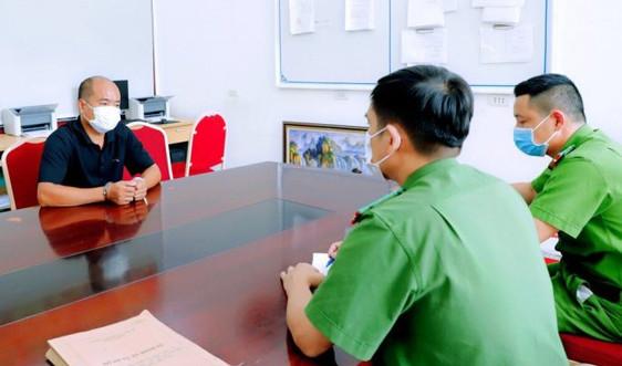 Quảng Ninh: Tạm giữ đối tượng hành hung cán bộ làm nhiệm vụ tại chốt phòng dịch Covid-19