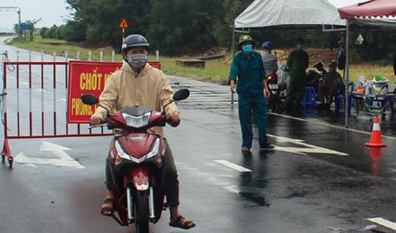 Phú Yên đã có 905 ca nhiễm SARS-CoV-2