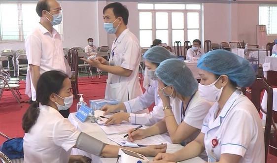 Thái Nguyên: Người dân sẽ được tiêm vắc-xin phòng Covid-19