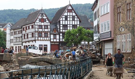 Lũ lụt ở châu Âu – cảnh báo cho việc ngăn chặn thiệt hại khí hậu