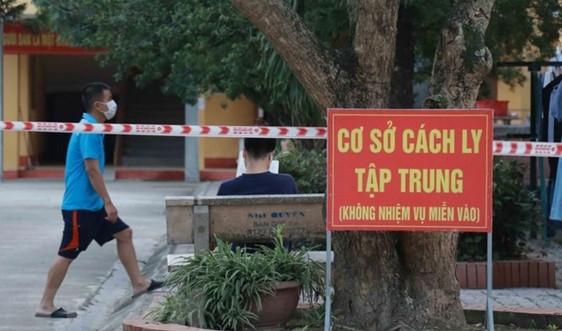 Từ 0h ngày 22/7, Hà Nội cách ly tập trung đối với người về từ các địa phương đang giãn cách xã hội