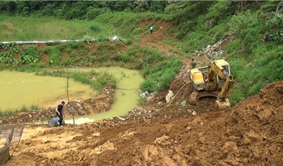 Mai Sơn (Sơn La): Phát hiện 2 trường hợp có hành vi hủy hoại đất
