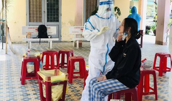 Đà Nẵng: Ca Covid-19 trong cộng đồng đi cúng, tụng kinh tại nhiều địa điểm