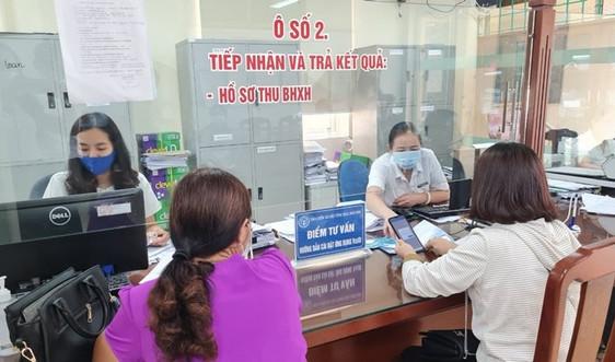 """Ngành BHXH Việt Nam """"vào cuộc"""" hỗ trợ người lao động, doanh nghiệp khó khăn do Covid-19"""