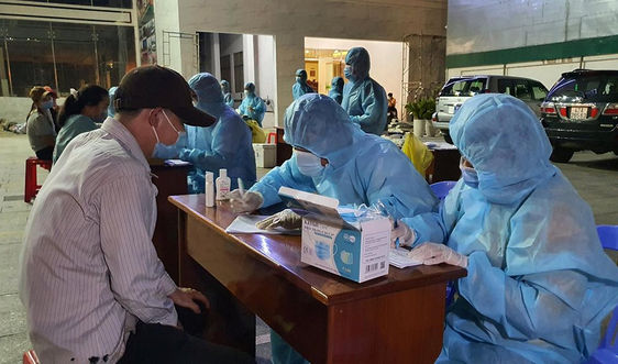Gia Lai: Nâng mức cảnh báo cao trong phòng, chống dịch Covid-19