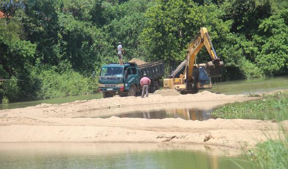 Sở TN&MT Bình Định yêu cầu kiểm tra phản ánh những vi phạm tại mỏ cát Công ty Minh Trực