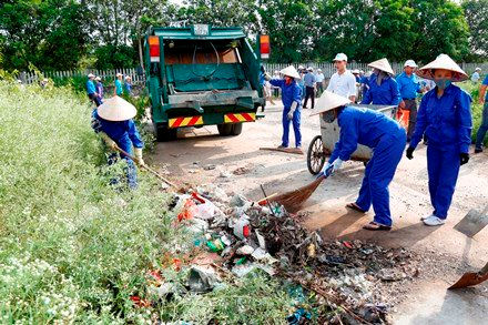 Ninh Bình: Tăng cường tuyên truyền, phổ biến pháp luật về bảo vệ môi trường