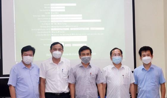 Nghệ An: Ra mắt website cho công dân đăng ký về quê tránh dịch
