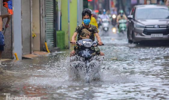 Thanh Hóa, Nghệ An và Hà Tĩnh chủ động ứng phó với mưa lớn