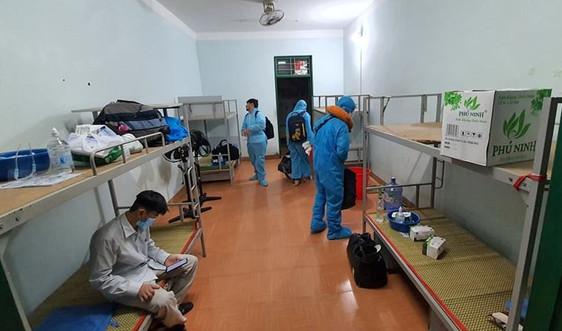 Những chuyến xe đầu tiên chở bà con Quảng Nam ở TP. HCM về đến quê nhà