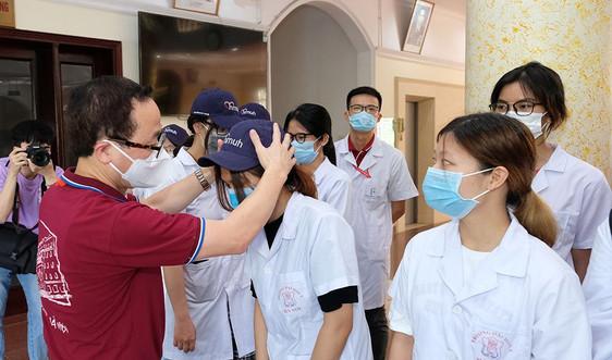 16 cơ sở giáo dục đại học chung tay ứng phó khẩn cấp dịch Covid-19