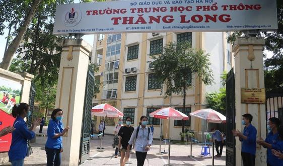 Đề nghị hai Đại học quốc gia tổ chức thi đánh giá năng lực cho thí sinh không thể thi tốt nghiệp THPT