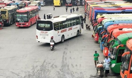 Tạm dừng nhiều tuyến vận tải hành khách liên tỉnh từ Ninh Bình để phòng chống dịch Covid- 19