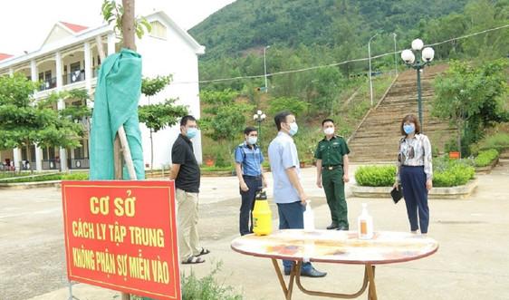 Sơn La tạm dừng hoạt động nhà hàng, quán ăn... từ 12h ngày 26/7