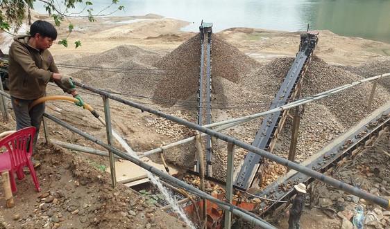 Thanh Hóa: Tăng cường quản lý, bảo vệ khoáng sản vùng DTTS và miền núi