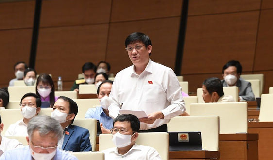 Bộ trưởng Bộ Y tế:Mục tiêu có 170 triệu liều vaccinetrong năm 2021