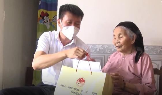 Yên Bái: Trao gần 19.000 suất quà cho các đối tượng chính sách trong dịp 27/7