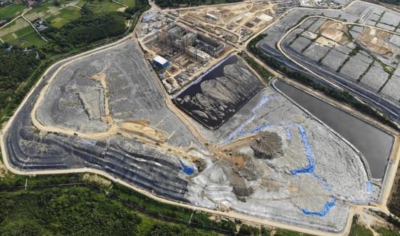 Đảm bảo vận hành an toàn Khu Liên hợp xử lý chất thải Nam Sơn